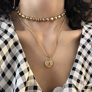 The Love Necklace [gold]