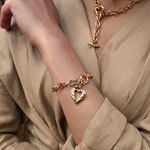 Love tree bracelet [gold]