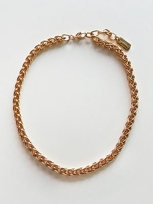 Glam Rope chain Necklace