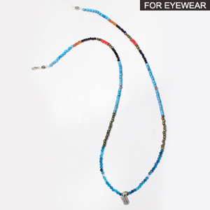 Cuba Beaded sunglass chain