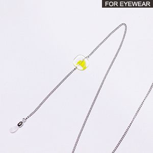 Juicy sunglass chain [Lemon]