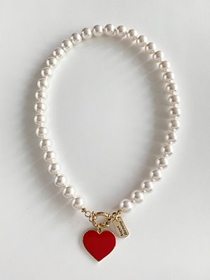 Love me Pearl Necklace