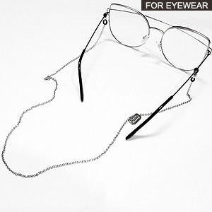 Basic sunglass chain [surgical steel]