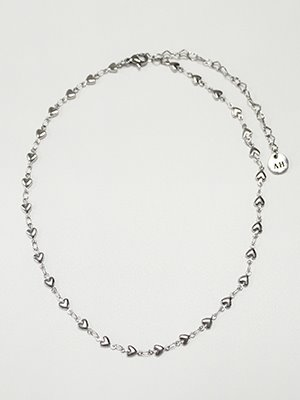 Little love Choker Silver