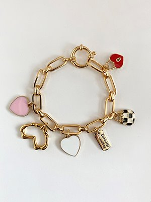 Love myself Bracelet Gold